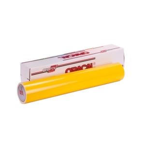 Žlutá fólie na světla (Oracal)