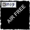 KPMF černá matná s AIR FREE