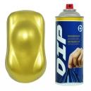 DIP sprej Žlutozlatá metalická
