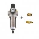 Vzduchový filtr s regulátorem tlaku